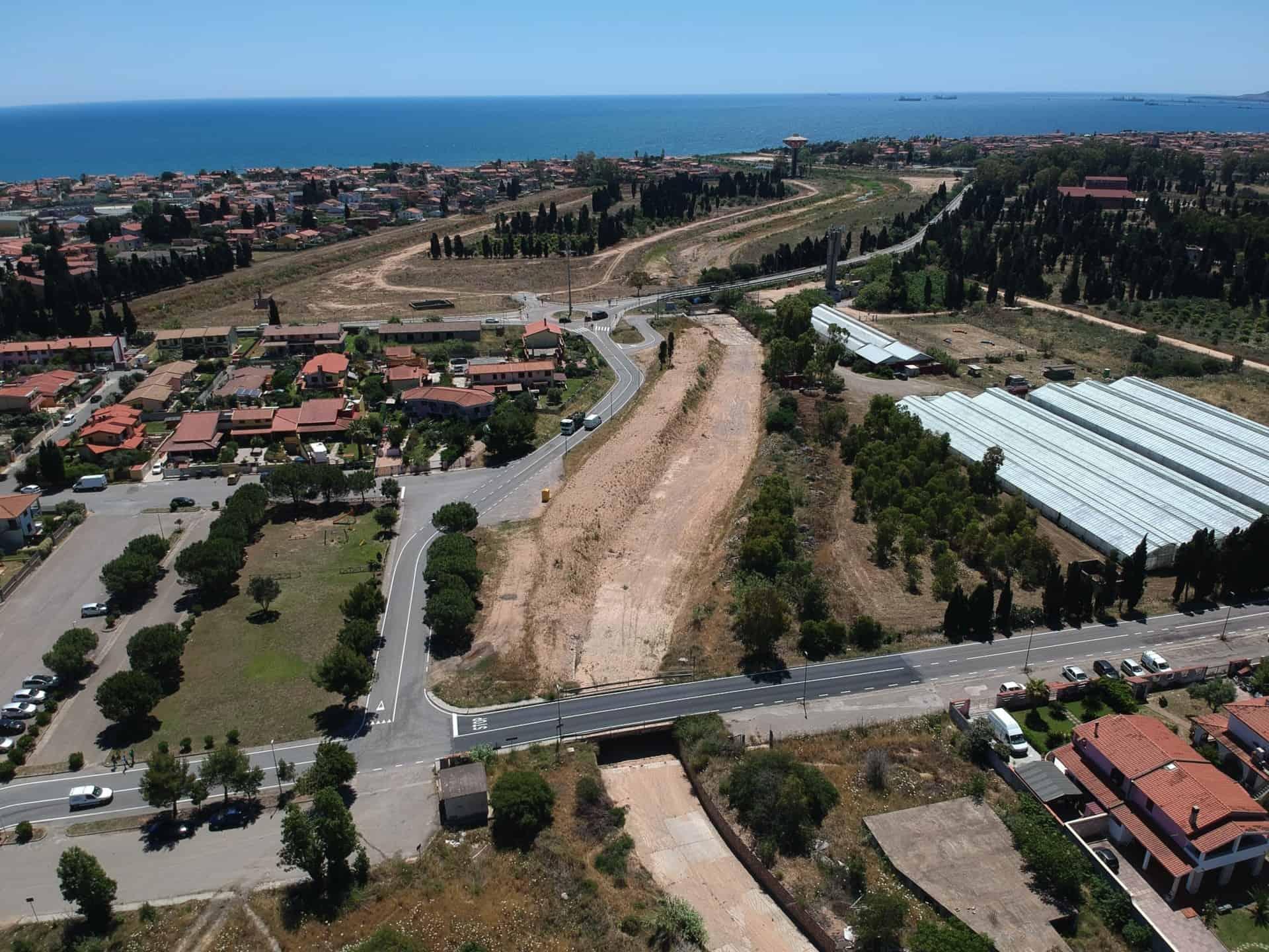 Studio di impatto ambientale – Rio S. Girolamo – Capoterra